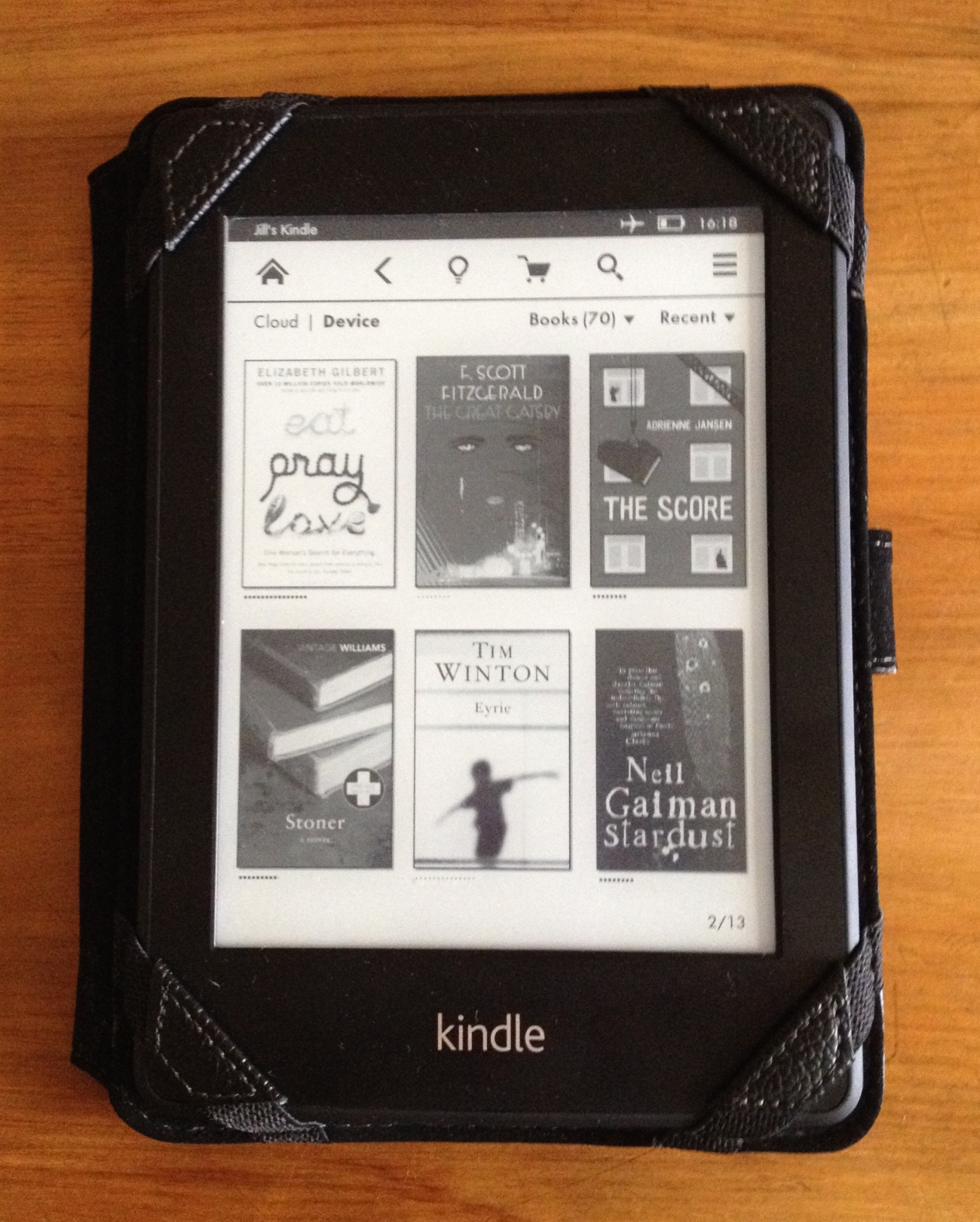 My Lovely Kindle