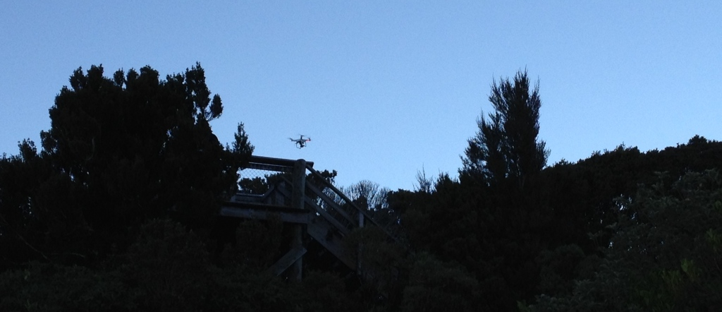 A French Camera Drone