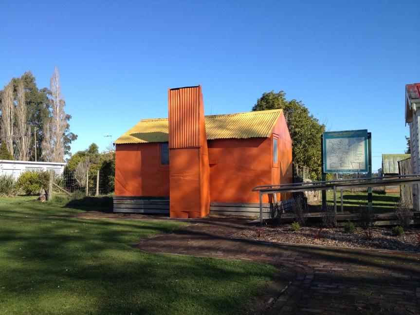 Restored Tramping Hut