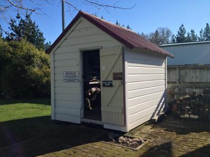 WW II Military Hut