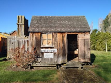 Farmer Worker's Hut
