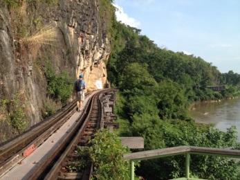 The Death Railway, Wang Po Viaduct