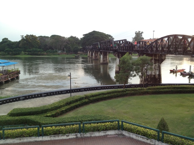 The Bridge Over The River Kwai