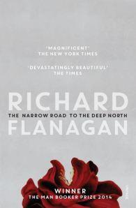 Richard Flanagan Book cover
