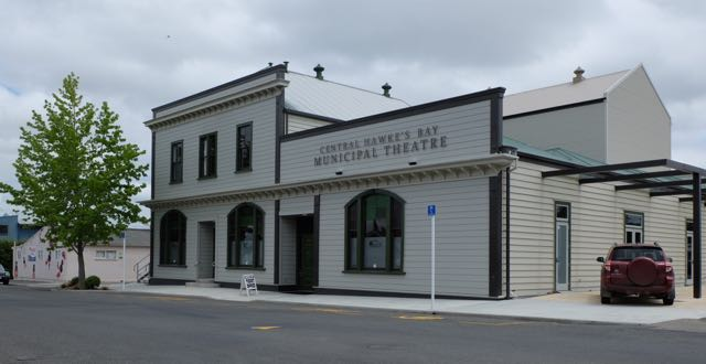 Central Hawkes Bay Municipal Theatre