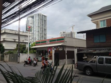 The forever open and ubiquitous 7-Eleven