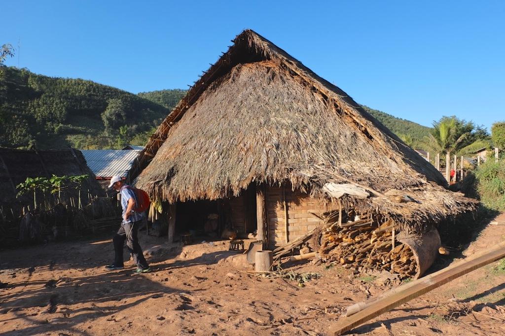 Traditional Lanten house