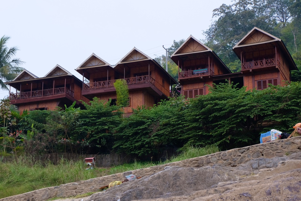 The Mekong Riverview Guesthouse, Pak Beng