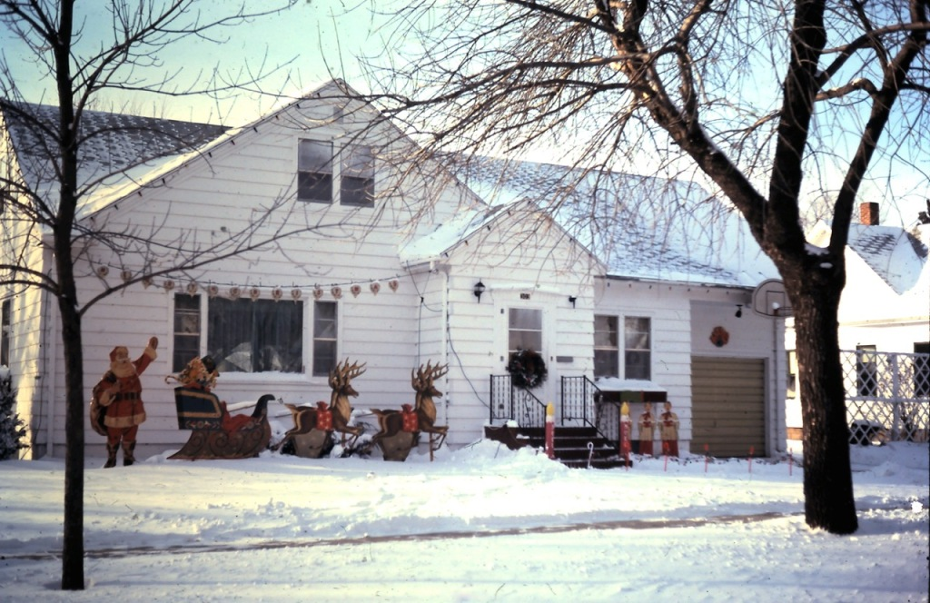 Christmas decorations - 1975
