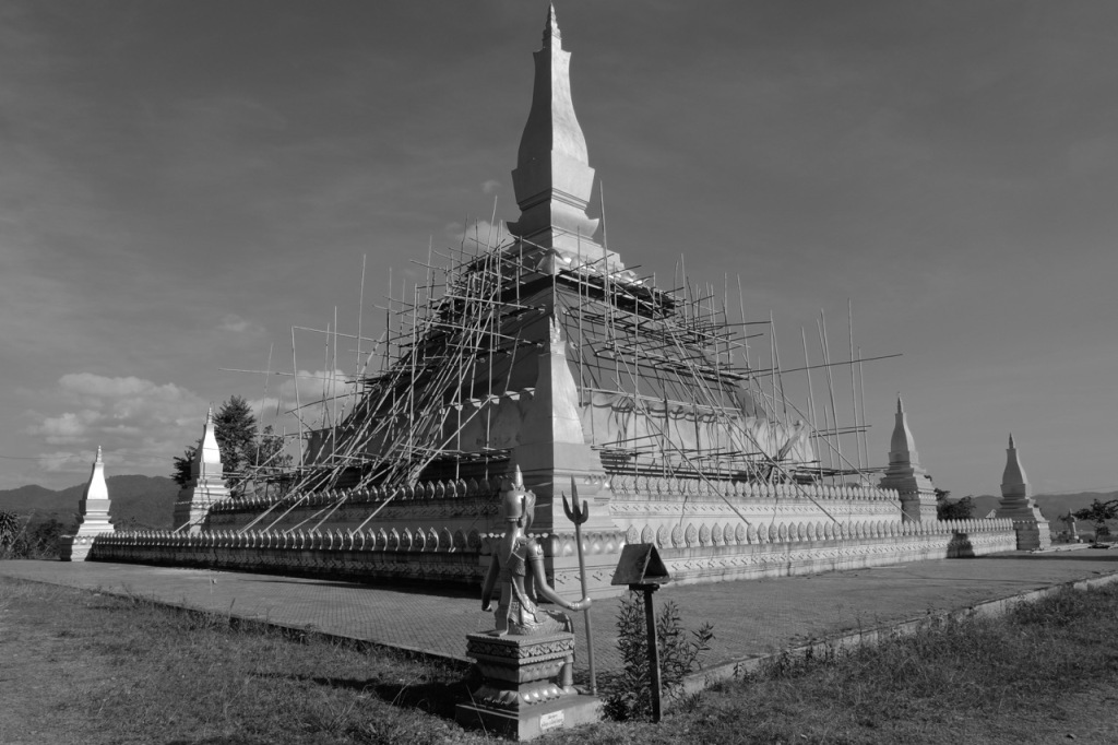 The Stupa, That Luang Namtha