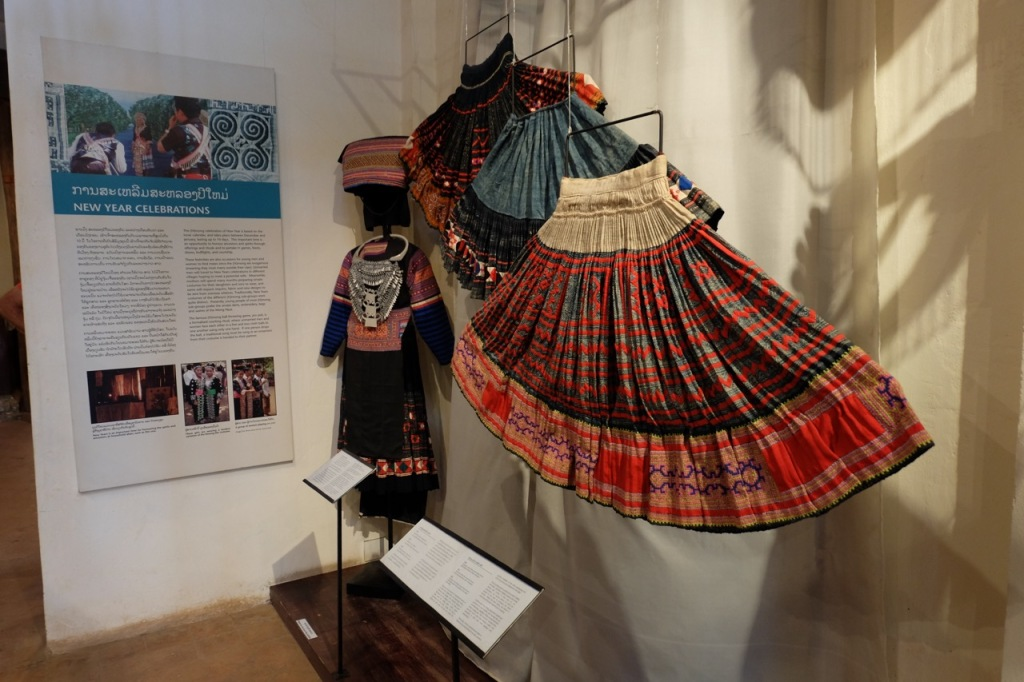 Traditional Mong skirt