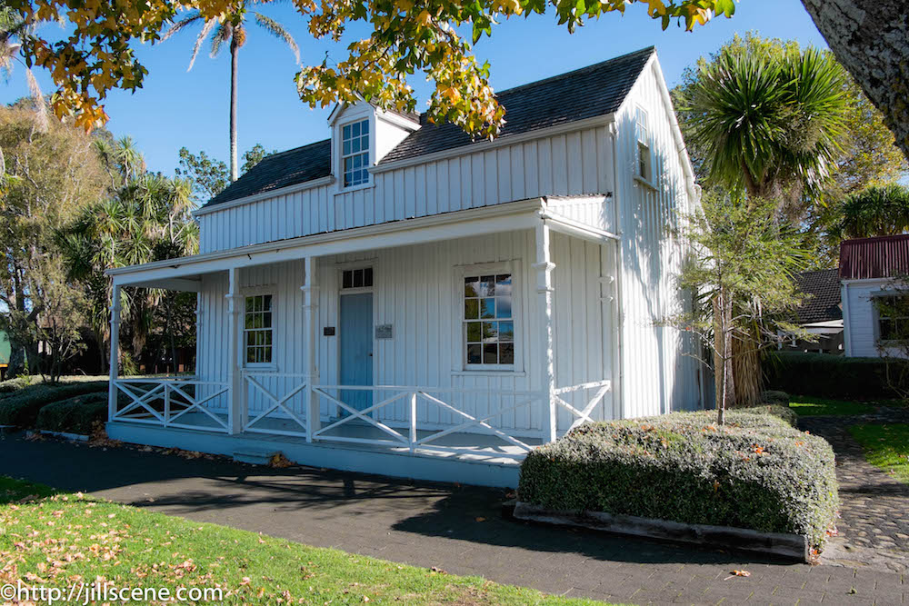 Kate Wyllie's Cottage, Gisborne