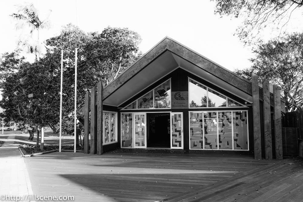 C Company House, Gisborne