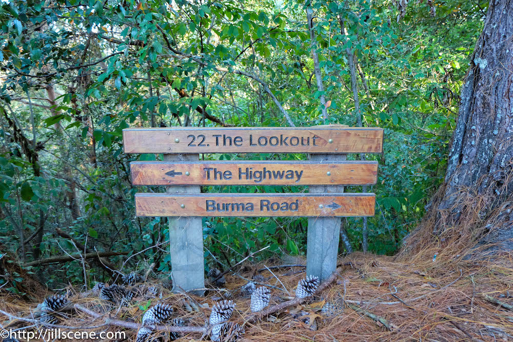 Burma road - now that's funny