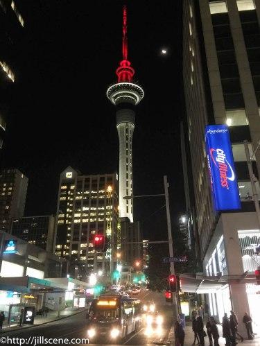 Auckland City Sky Tower