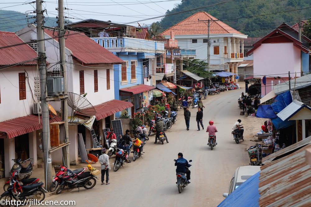 Muang Khua, Phongsaly Province, Northern Laos