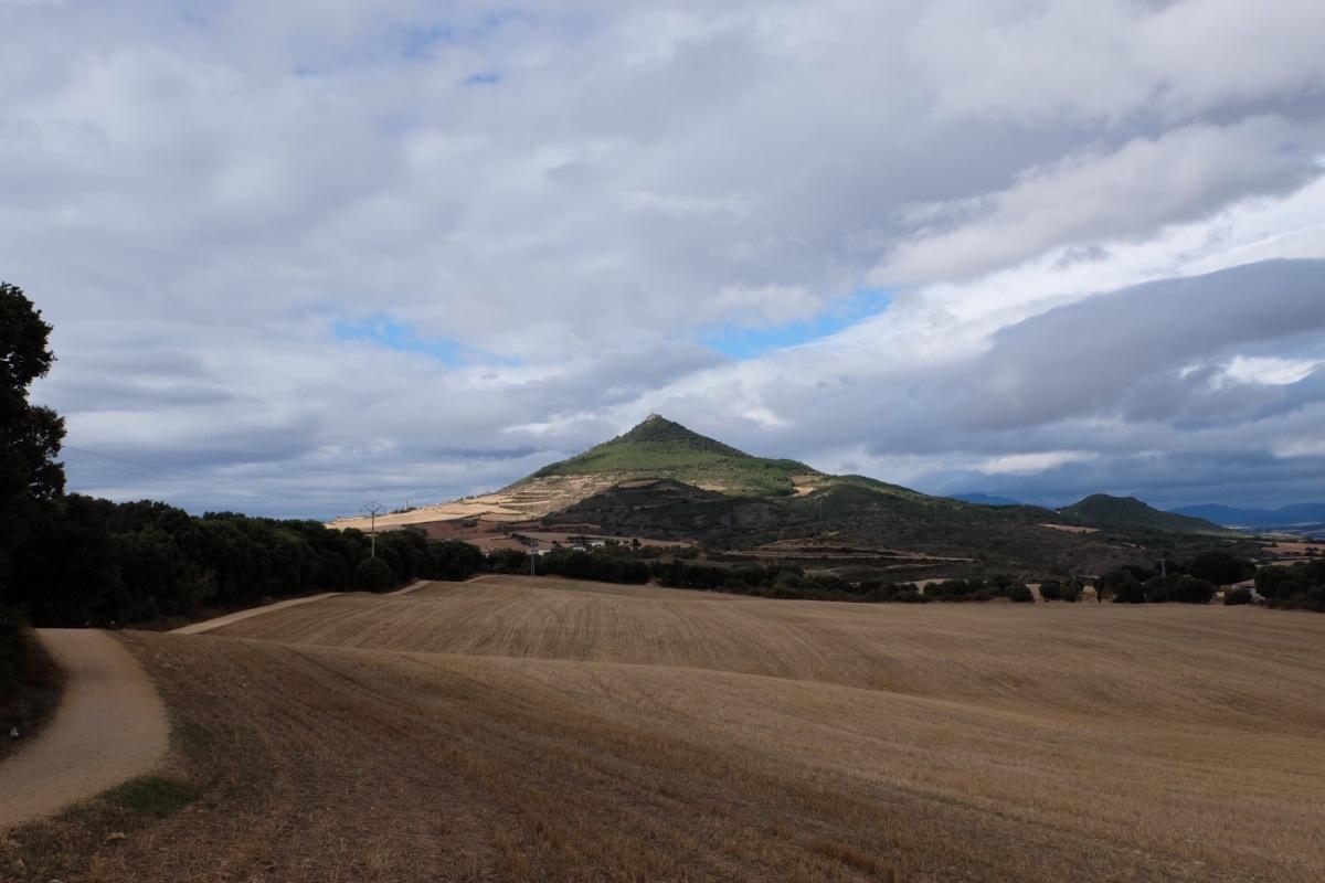 proteccion dividendo Punto de partida  Day eight on Camino de Santiago – Lorca to Azqueta – Jill's Scene